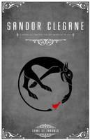 Sandor Clegane Personal Sigil by LiquidSoulDesign