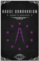 House Dondarrion by LiquidSoulDesign