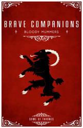 Brave Companions by LiquidSoulDesign