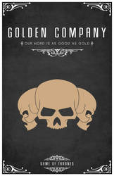 The Golden Company by LiquidSoulDesign