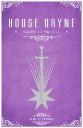 House Dayne by LiquidSoulDesign