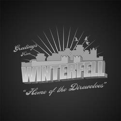Greetings from Winterfell by LiquidSoulDesign