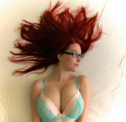 Meg Turney: Now with More Bust by MelonMorph