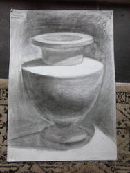 Vase by Motiejusl