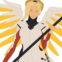 Mercy (Progress Colour) by ArtiSom