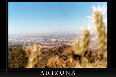 Arizona Scenery by photoaz