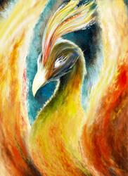 Phoenix Queen by morningstar3878