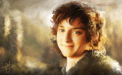 Frodo of the Shire by morningstar3878