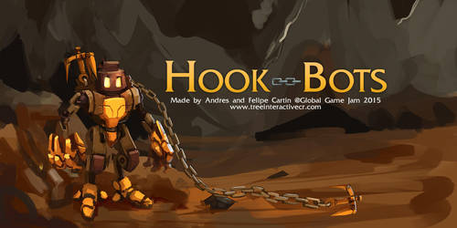 HookBots - Global Game Jam 2015 by ZeroCartin