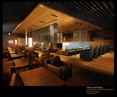 3D Indoor Club by ZeroCartin