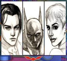 Batman Beyond Preview by KennyGordon