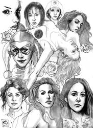 Sketch Compilation 3 by KennyGordon