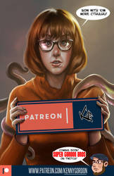 Patreon Ad by KennyGordon