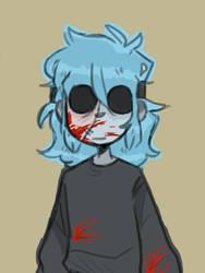 Sally Face by spoiledegg