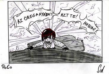 PoCo_Bubble_Sid by draco-datura