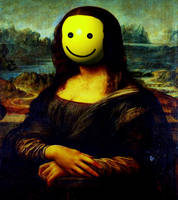 Smilee Lisa-  Parody by lousephyr