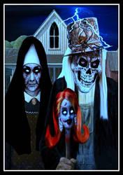 A. Halloween-Gothic by lousephyr