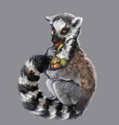 Lemur by Felix-Vulpes