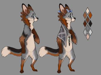 Fox Custom for Lia by Felix-Vulpes