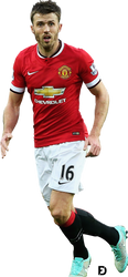 Michael Carrick Render by Fristajlere