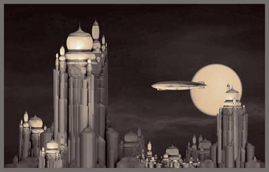 Radio City by quartertime