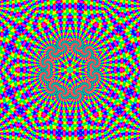 Swirly Dream 1 by chegali