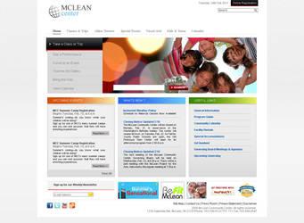 Mclean Center by Ibrahim-Nisar