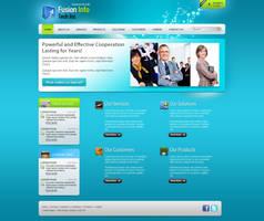 Fushion Info Tech Corp by Ibrahim-Nisar