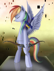 Hero of Harmony by Cryzeu