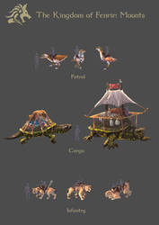 Mount Designs by Cloudy-0w0