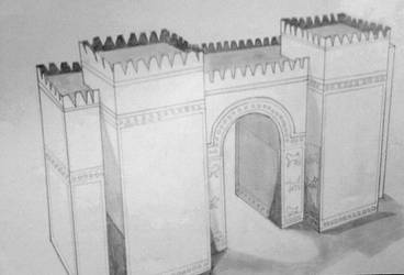 Shahi Fort by arximughal