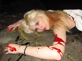 Dead Vanity Click Blood 4 by meowmeowstock