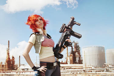 Borderlands 2: The Weapon by newti