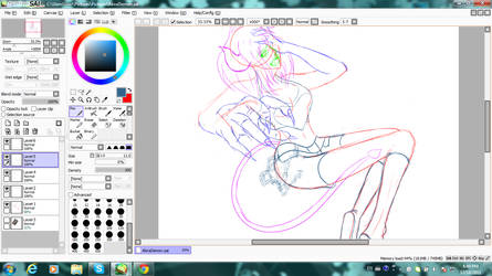 WIP by aihyuuga7