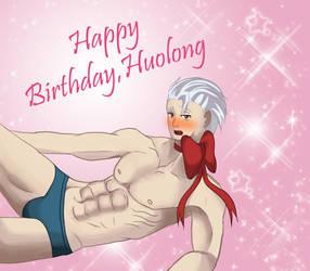 Birthday gift for a dear friend by aihyuuga7