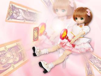 Magic sakura by Angell-studio