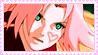 Sakura Stamp. by latedawns-xo