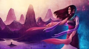 Mulan by PetraImboden