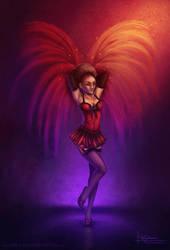 Burlesque by PetraImboden