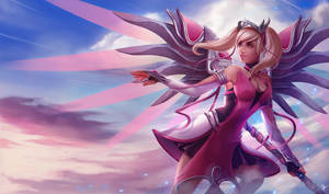 Pink Mercy by PetraImboden