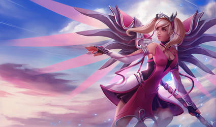 Pink Mercy by PetraImboden