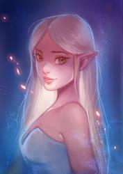 Elf by PetraImboden