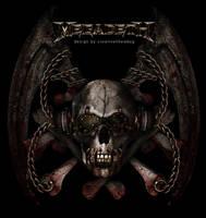 Megadeth Vic RattleHead v2 by creativelikeadog