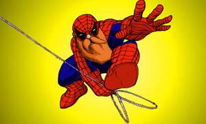 Spider-Dwarf by MarkDobson