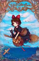Kiki's Delivery Service by StarMasayume