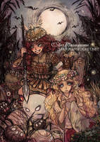 Don't Starve by StarMasayume
