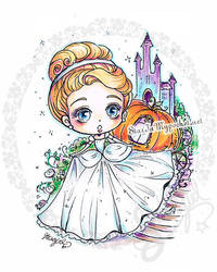 Cinderella by StarMasayume