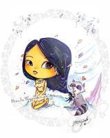Pocahontas by StarMasayume