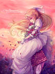 Shower of Blessings by StarMasayume
