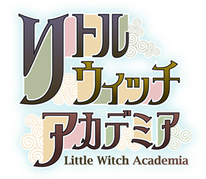 LittleWitchAcademiaLogo by RedPegasus237
